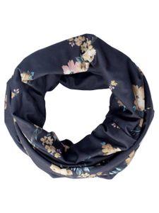 Loop-Schal mit Blumen-Muster SIX 558-263_SIX