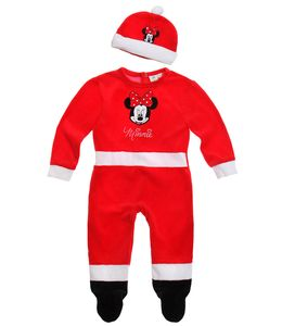 Disney Minnie Babyanzug rot(3M) (18M|rot)