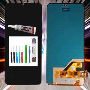 In-Cell Display für Samsung Galaxy A40 SM-A405F LCD Bildschirm Schwarz +TOOL