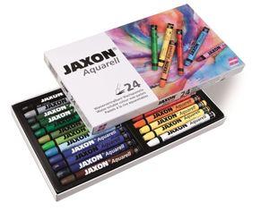 Jaxon Aquarell Pastellkreide 24er-Etui
