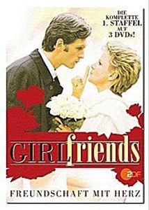 Millowitsch,Mariele-Girl Friends-Die Komplette Ers
