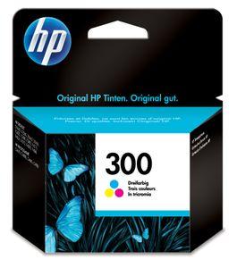 HP 300 Tintenpatrone - Cyan, Magenta, Gelb - Tintenstrahl - 165 Seiten Farbe - 1er Pack