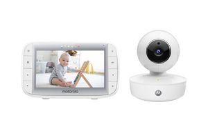 Motorola 5 - MBP50 - Video-Babyphone - Weiß
