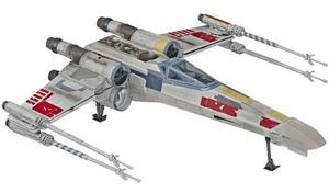 Hasbro Star Wars Luke Skywalker Red 5 X-Wing Vintage Collection Fahrzeug Exclusive HASE6137