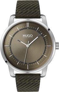Hugo Herren Analog Armbanduhr Reveal - 1530101