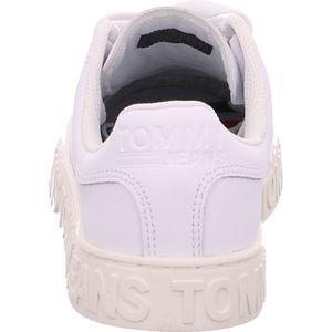 Tommy Hilfiger Tommy Jeans Sneaker Damen Sneaker in Weiß, Größe 40