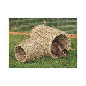 Kerbl Grasröhre 2-teilig, z.B. für Kaninchen