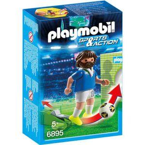 PLAYMOBIL Sports & Action Fußballspieler Italien 6895