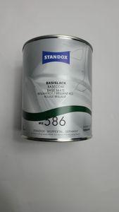STANDOX Basislack MIX 586 1 Liter BRILLANTROT