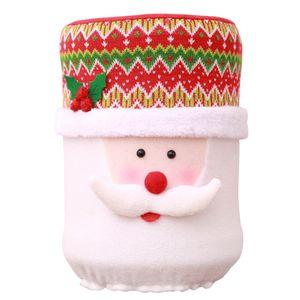 1 Stück Wasserspender Eimer Abdeckung , Weihnachtsmann wie beschrieben