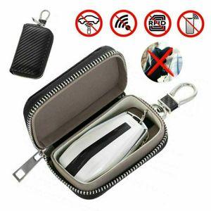 Auto Schlüssel, Keyless Go Schutz, Schlüssel RFID, Signal Blocker, Box Etui Hülle, Keyless Go Schutz, Autoschlüssel-Schutzhülle, RFID Schlüssel Tasche