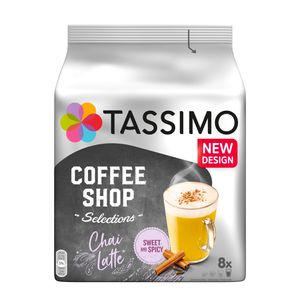 Jacobs Tassimo  Coffee Shop Selections Chai Latte, Kaffeekapseln