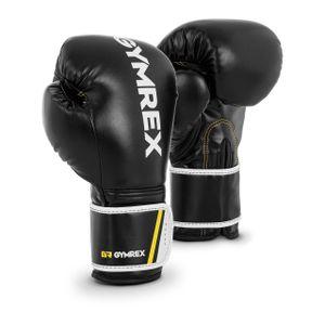 Gymrex Boxhandschuhe - 16 oz - schwarz