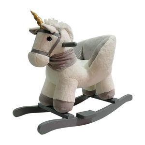 """Knorrtoys Schaukeltier """"Moon"""" unicorn"""