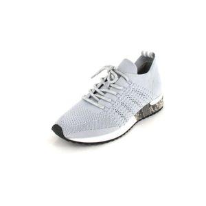 La Strada Damen Sneaker in Grau, Größe 39