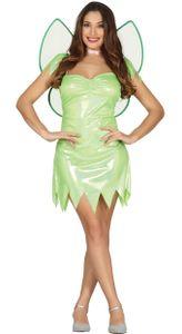Fiestas Guirca dress up magische Fee Damen grün Größe S