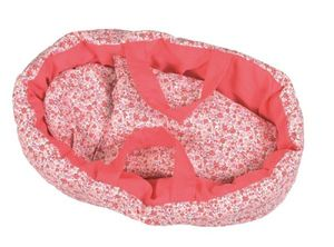 Egmount Toys Puppentragetasche Julia 40cm