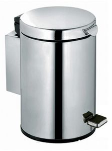 Keuco Plan Hygieneabfallsammler Aluminium silber-eloxiert - 14977170000