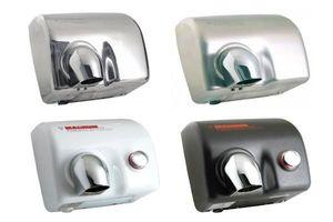 Fumagalli Händetrockner Magnum UVC IP21 - Entkeimung mit Sensor, Farbe:Weiß