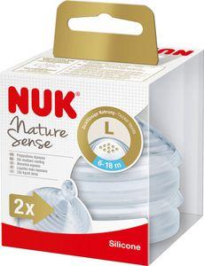 NUK Nature Sense Trinksauger L