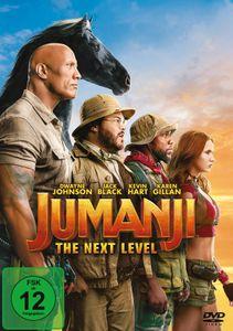 Jumanji: The Next Level - DVD