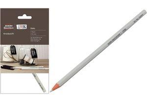 62041 Kreidestift für Tafeletiketten, weiß, 17,5 cm