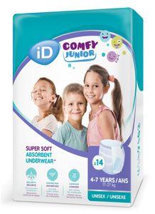 14 ID Comfy Junior Pants 4-7 Jahre