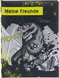 Goldbuch Dino City, Hardcover, 88 Blätter, Junge, Mehrfarbig, 148 mm, 210 mm