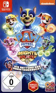 PAW Patrol Mighty Pups: Die Rettung der Abenteuerbucht - Nintendo Switch