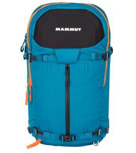 MAMMUT Flip Removable Airbag 3.0 Outdoor-Rucksack super praktischer Lawinen-Rucksack 22 Liter Türkis