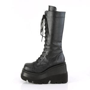 Demonia SHAKER-72 Stiefel schwarz, Größe:EU-40/41 / US-10 / UK-7
