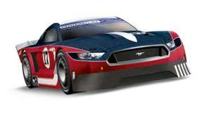 Carrera rennwagen Evolution Ford MustangGTY Nr. 17 1:32