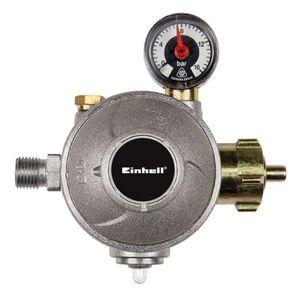 Gasdruckregler / Gasregler für Innen doppelstufig 50mbar