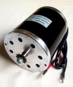 Elektro Motor E-Scooter Quad Elektroroller 36V 800W Reversible 2800 RPM 28.5A ohne Tragplatte