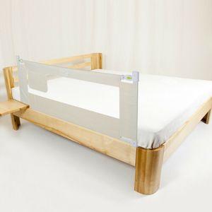 180cm Bettschutzgitter Kinderzimmer Babybett Bettgitter Rausfallschutz Leicht