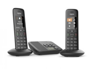 Gigaset C570A Duo                     bk | L36852-H2831-B101