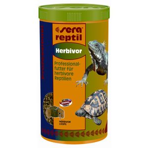 sera reptil Professional Herbivor Nature 1000 ml / 330 g