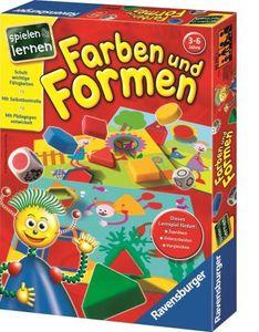 RAVENSBURGER 90245 Farben und Formen