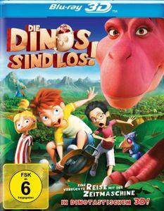 Die Dinos sind los! (3D Vers.)