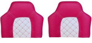 Autobett Sport Polstersitze in Pink