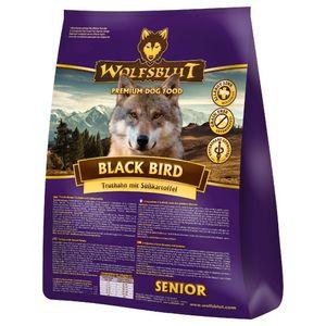 Wolfsblut - Black Bird Senior Truthahn+Süßkartoffel, 15kg