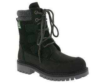 kamik waterproof kids winter boots with lining black, Größe:29