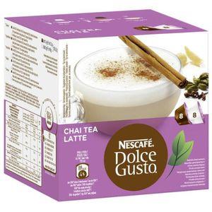 Nescafe Dolce Gusto Chai Tea Latte, 16 Kapseln