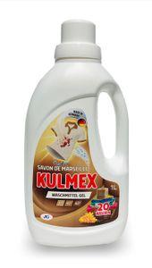 KULMEX® - Savon de Marseille Vollwaschmittel Gel, 12er Pack (1 x 240 Waschladungen) 0,07 EUR/ Waschladung