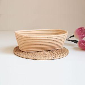 Gärkörbchen Brotteig Gärkörbe Korb Brotform Peddigrohr Größe Auswahl