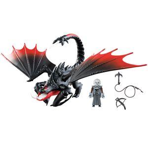 PLAYMOBIL Dragons Todbringer mit Grimmel, 70039
