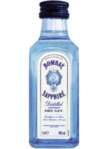 Bombay Sapphire London Dry Gin 47% Mini 0,05 L