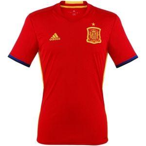 adidas Spanien Heim Trikot Kinder rot 176