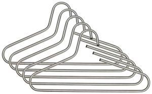 Spinder Design Victorie Kleiderbügel 5er Set - Edelstahl