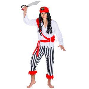 dressforfun Herrenkostüm Pirat Kapitän einäugiger Henry - L